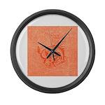 Bronco Large Wall Clock