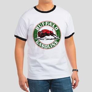 Buffalo Gasoline - Weathered Ringer T