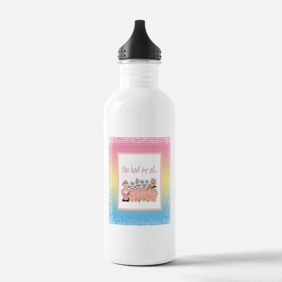 Cancer Survivor Water Bottle