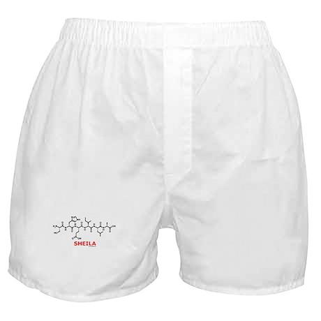 Sheila molecularshirts.com Boxer Shorts