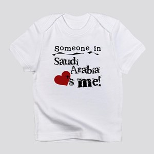 Saudi Arabia Loves Me Infant T-Shirt