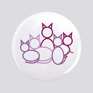"""Cats 3.5"""" Button"""