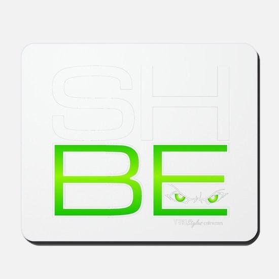 SHBE Mousepad