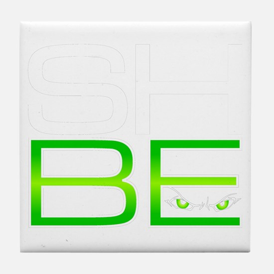 SHBE Tile Coaster