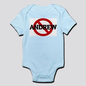 Anti-Andrew Infant Creeper