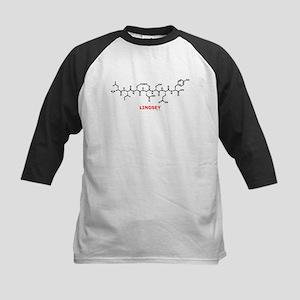 Lindsey molecularshirts.com Kids Baseball Jersey