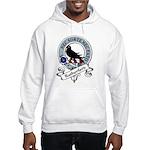 Rutherford Clan Badge Hooded Sweatshirt