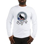 Rutherford Clan Badge Long Sleeve T-Shirt