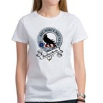 Rutherford Clan Badge Women's T-Shirt
