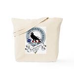Rutherford Clan Badge Tote Bag