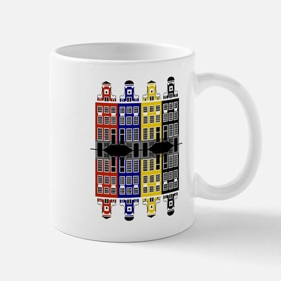 Cute Amsterdam Mug