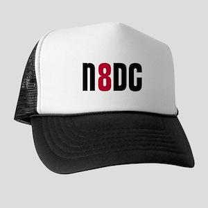 N8DC Chiropractor Trucker Hat