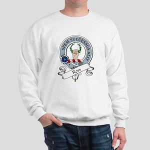 Ross Clan Badge Sweatshirt