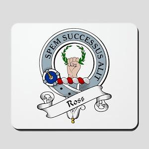 Ross Clan Badge Mousepad