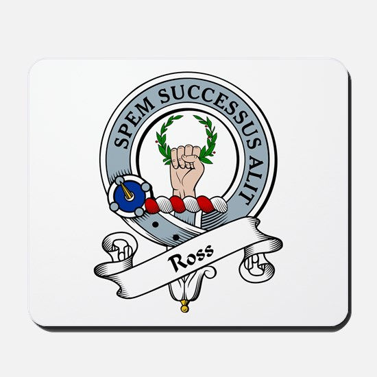 Ross Clan Badge Mousepad
