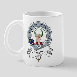 Ross Clan Badge Mug