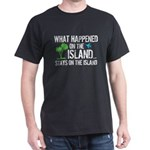 Happened on Island Dark T-Shirt