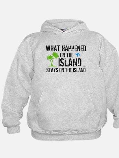 Happened on Island Hoodie