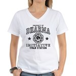 Dharma Swan Women's V-Neck T-Shirt
