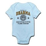 Dharma Flame Station Infant Bodysuit