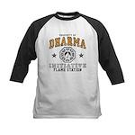 Dharma Flame Station Kids Baseball Jersey