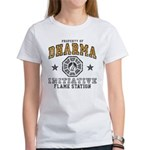 Dharma Flame Station Women's T-Shirt