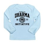 Dharma Initiative Long Sleeve Infant T-Shirt