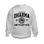 Dharma Initiative Kids Sweatshirt