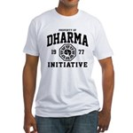 Dharma Initiative Fitted T-Shirt