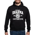 Dharma Initiative Hoodie (dark)