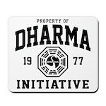 Dharma Initiative Mousepad