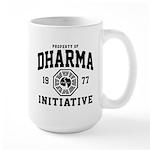 Dharma Initiative Large Mug