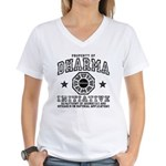 Dharma Property Women's V-Neck T-Shirt