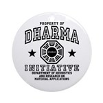 Dharma Property Ornament (Round)