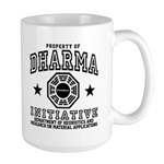 Dharma Property Large Mug