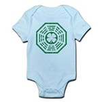 Dharma Luck Green Infant Bodysuit
