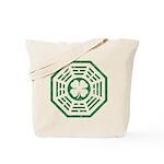 Dharma Luck Green Tote Bag