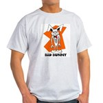 Bad Bunny Ash Grey T-Shirt