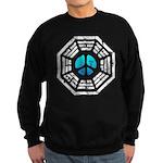 Dharma Blue Peace Sweatshirt (dark)