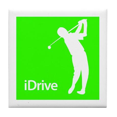 iDrive Tile Coaster