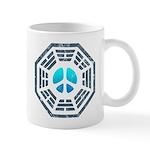Dharma Blue Peace Mug