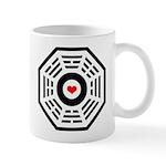 Dharma Red Heart Mug