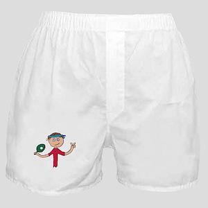 Table Tennis Boxer Shorts