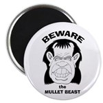 Mullet Beast Magnet