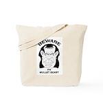 Mullet Beast Tote Bag