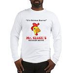 Mr. Cluck's Long Sleeve T-Shirt