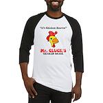 Mr. Cluck's Baseball Jersey