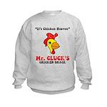 Mr. Cluck's Kids Sweatshirt