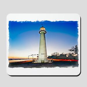 Biloxi Lighthouse Mousepad