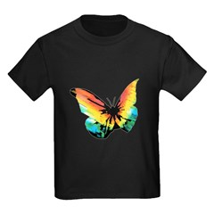 Beautiful Butterfly Maternity T